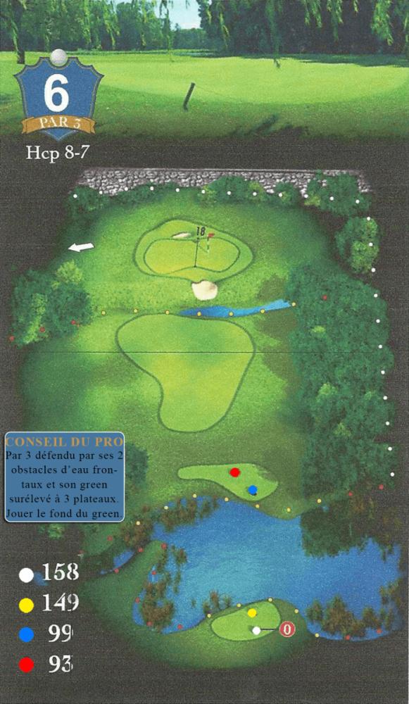 parcours golf