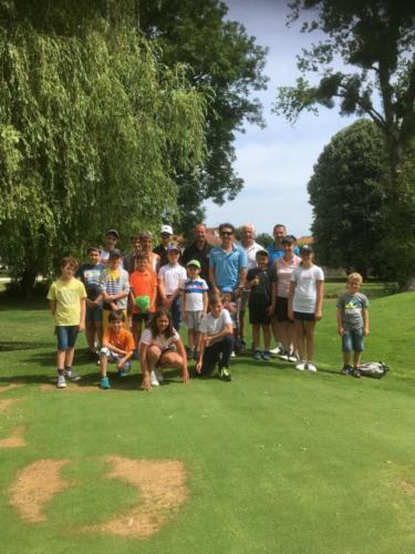 Golf arc en barrois - ecole de golf